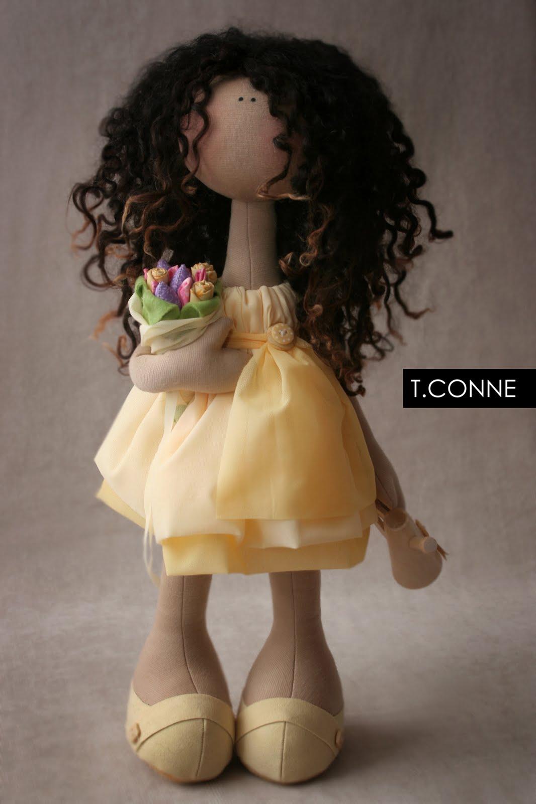 Тряпичные куклы своими руками: мастер-класс 44