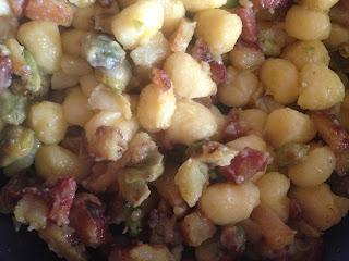 gnocchi con patate e fave