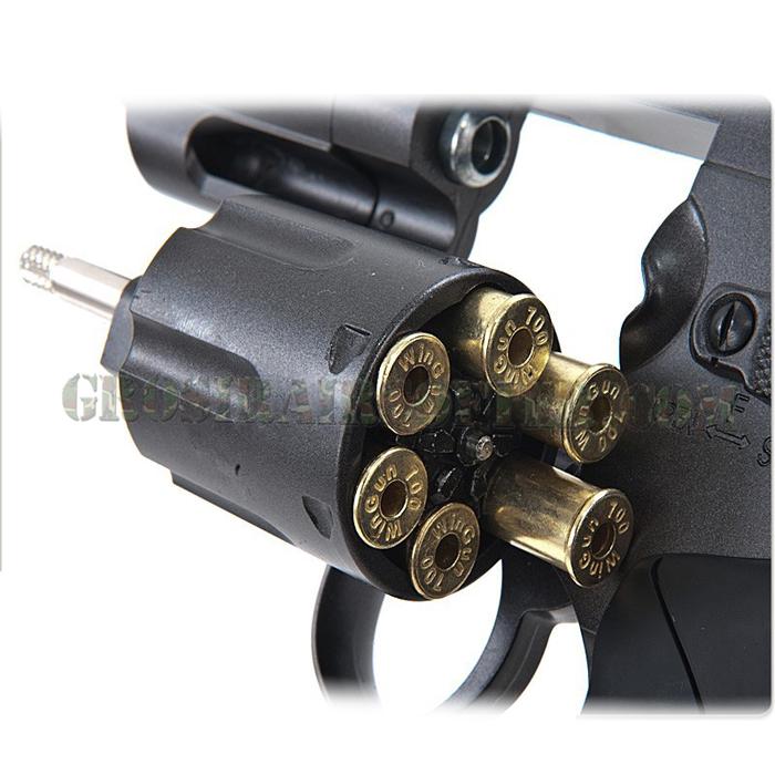 Revolver 708 Doff