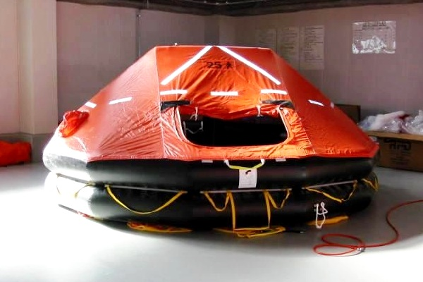 Inflatable Liferaft