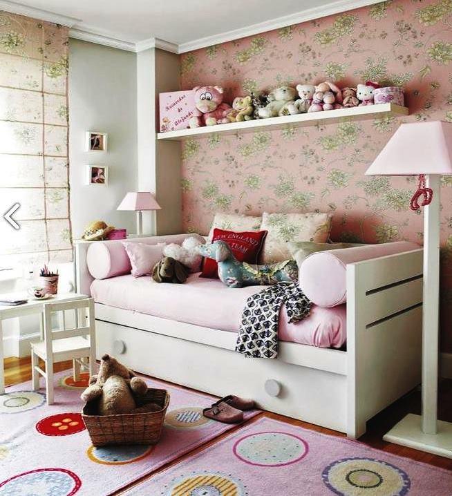 Parchis mueble juvenil e infantil dormitorios juveniles - Habitaciones juveniles con dos camas ...