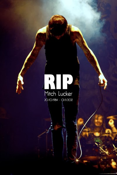 R.I.P. Mitch Lucker. «The dead are living...» | TwinsQueens