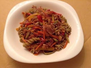 pasta al wok