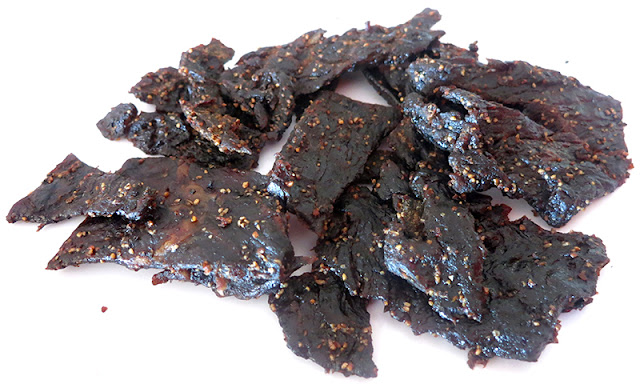 jerky peppered