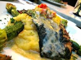 Resep Masakan San Quentin Salmon