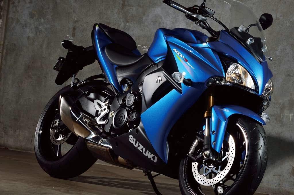 All Newly Coming 2016 Suzuki Super Sports Bike GSX-S1000F