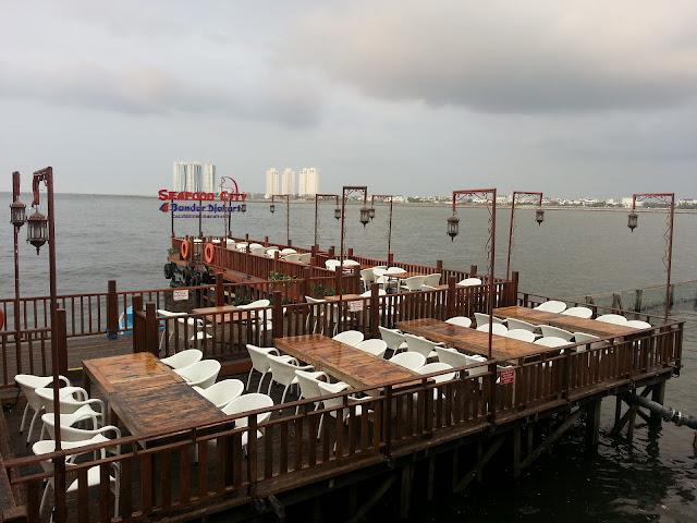 مطعم بندر جاكارتا هو مطعم المأكولات البحرية الأفضل على الإطلاق في جاكارتا