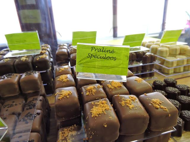 Chocolat praliné spéculoos