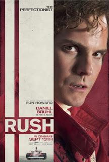 Rush Daniel Bruhl Poster