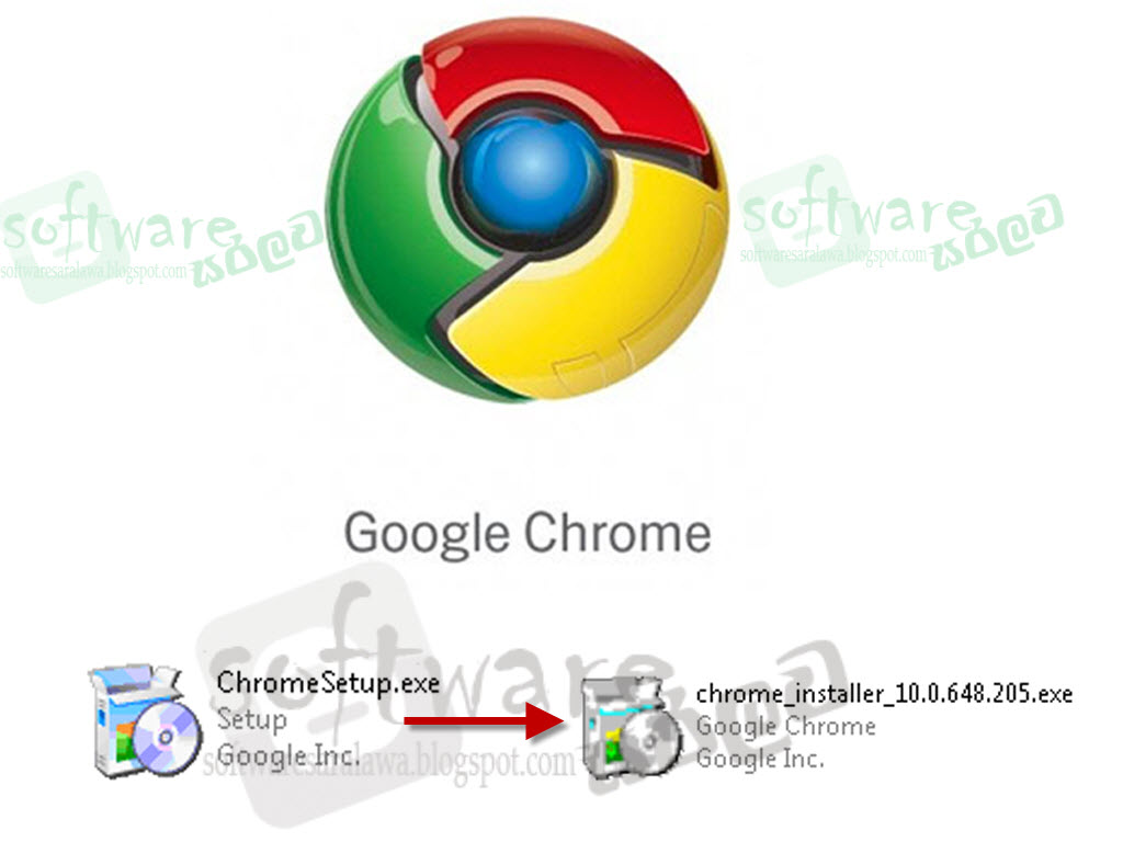 google chrome setup file free for xp