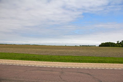 early season farm fields