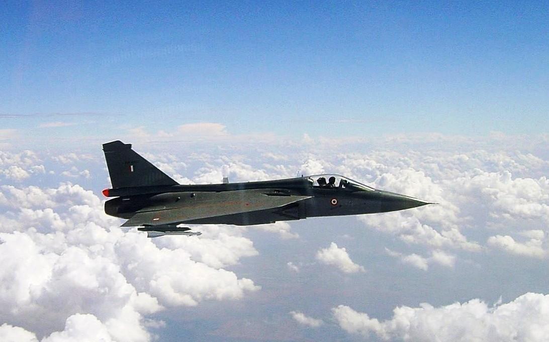 HAL Tejas Fighter Jet Wallpaper 4