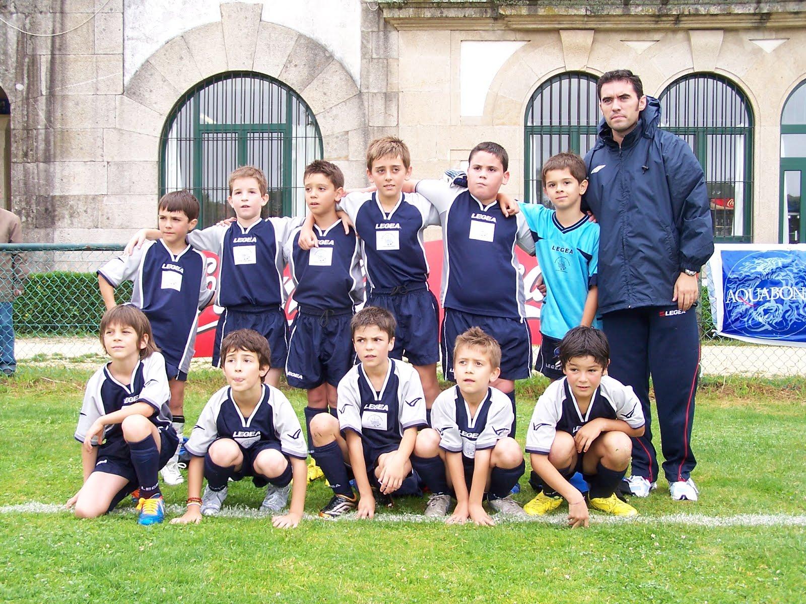Mi equipo en la EFB Romero Pancho