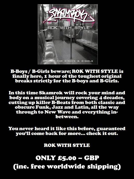 """ROK WITH STYLE"