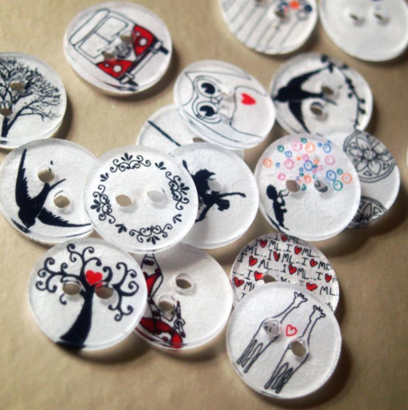 Crafts tutorials shrink plastic crafts - Manualidades faciles de hacer en casa ...