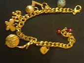pulseira berloques