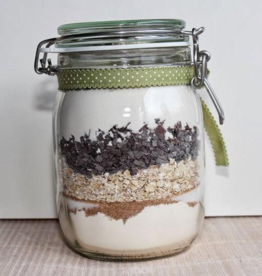 mm creative cookies im glas mit rezept. Black Bedroom Furniture Sets. Home Design Ideas