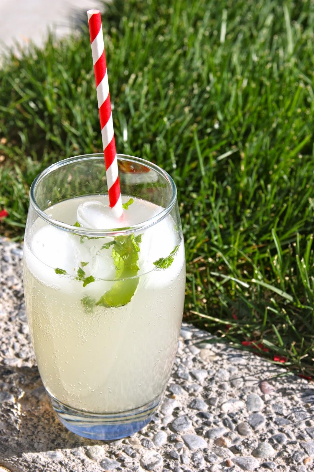 Mint Julep (Non-Alcoholic)