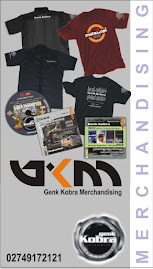 MERCHANDISE GENK KOBRA