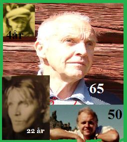 olika åldrar
