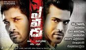 Ram Charan's Yevadu movie HQ Wallpapers New posters-thumbnail-2