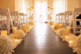 Wedding Ceremony Decoration Ideas