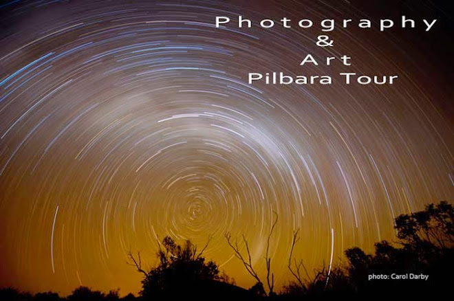 Photography and Art Tour - Pilbara to Karijini
