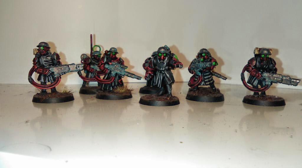 Cadia's Creed: Warhammer 40k and the Imperial Guard: Guest Hobby