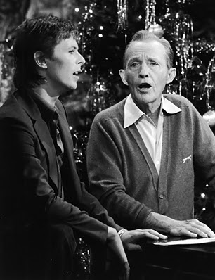 bing crosby and david bowie their duet on bings last christmas special - David Bowie Christmas