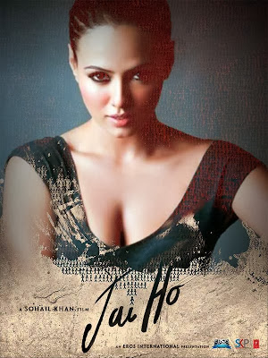 Sana Khan First Look in Jai Ho Movie