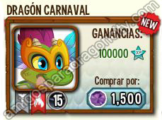 imagen de dragones unicos raros de metal en dragon city