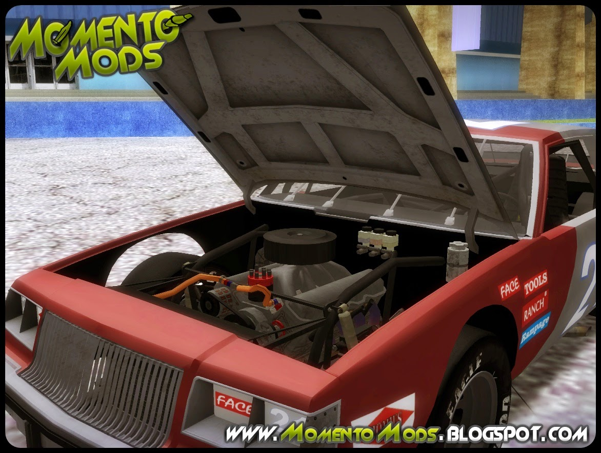 GTA SA - Buick Regal Hotring 1983