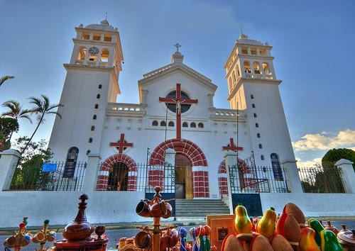 La Iglesia de Juayúa