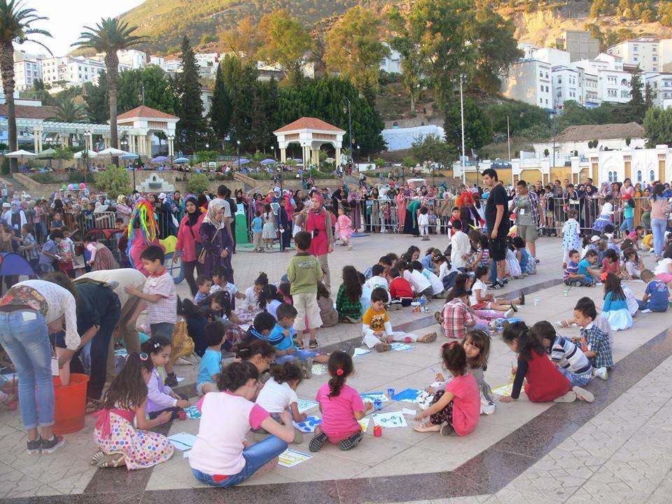 شفشاون: أطفال يجسدون التنوع الثقافي المغربي في مهرجان الطفل للتعليم الأولي في نسخته الأولى