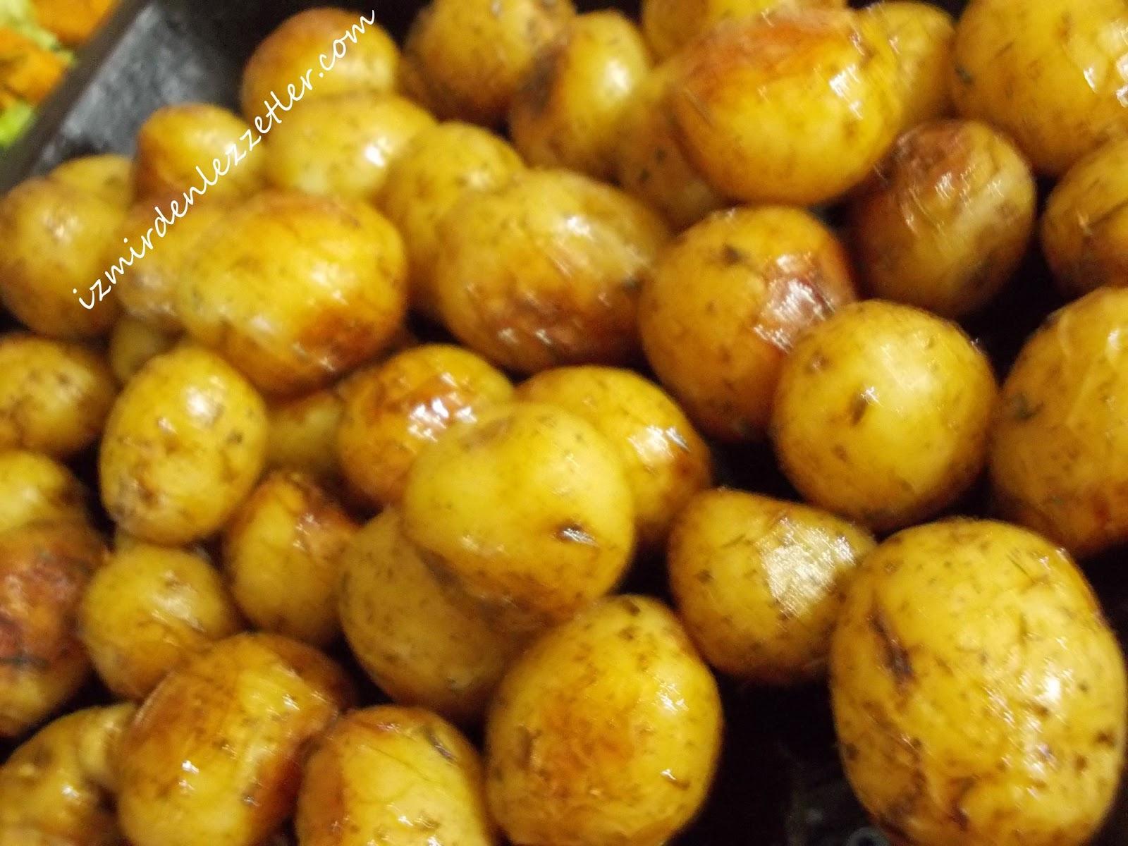 Minik patatesler tarifi — Görsel Yemek Tarifleri Sitesi ...