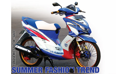 Yamaha mio air brush trend modifikasi.JPG
