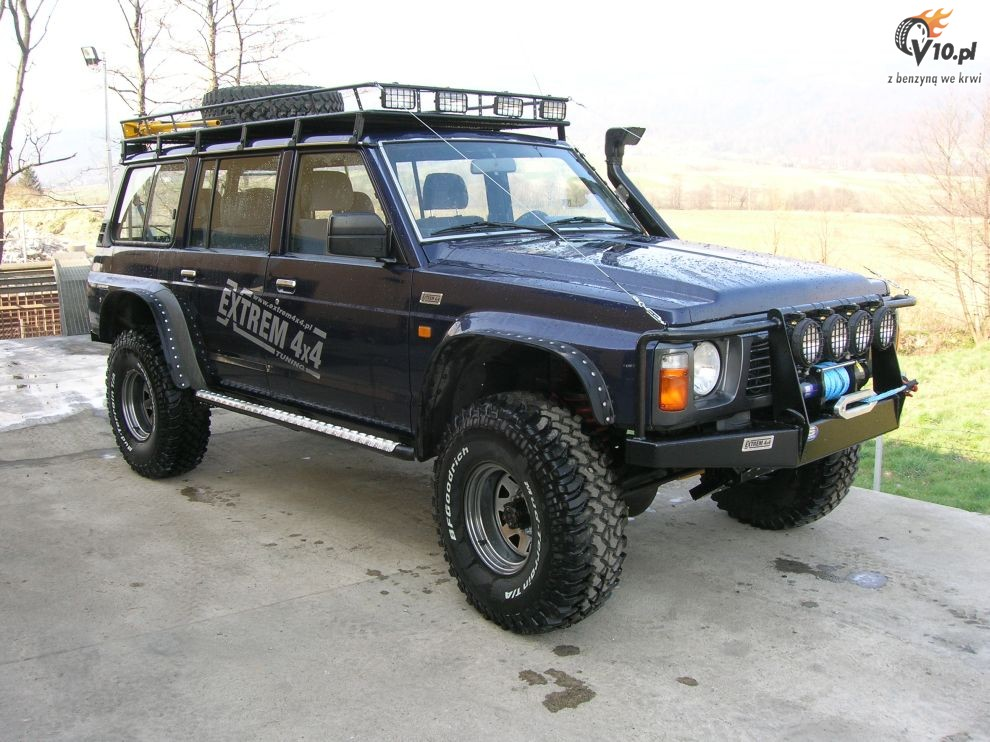 North Point Nissan >> Do any of you guys own an FJ40 and a Wrangler? - Page 2 ...