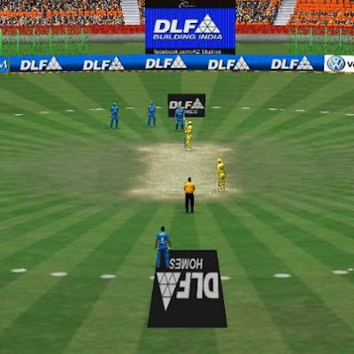 DLF IPL 5 Cricket pc Game free download