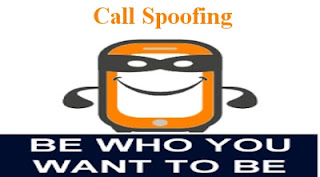 call spoofing