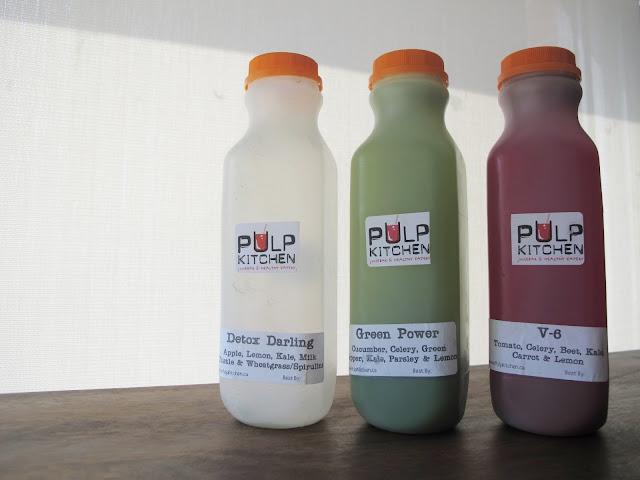 Pulp Kitchen Juice