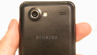Samsung Galaxy S Advance camera quality