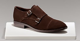 zapatos monkstrap Massimo Dutti hombre