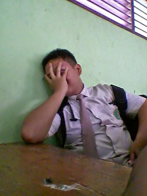 Mas Bongor Student MAN 1 Semarang