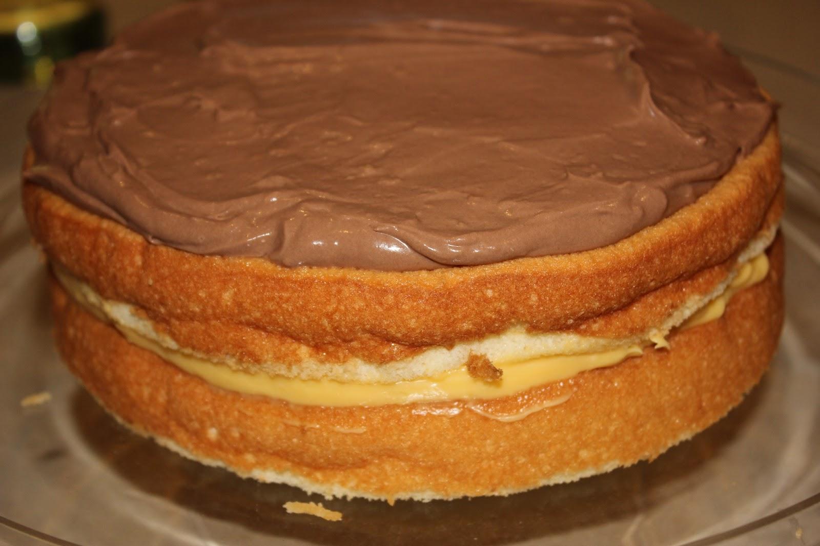 Traditional italian sponge cake recipe Food next recipes