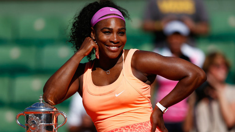 Serena Williams beats Lucie Safarova to claim 20th Grand Slam title