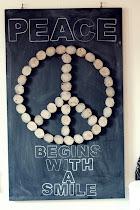"""DIY """"Peace"""""""