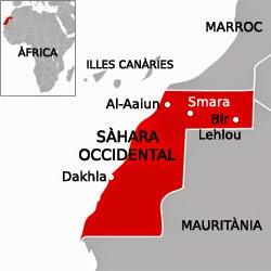 El fracaso marroqui en el Sahara Occidental