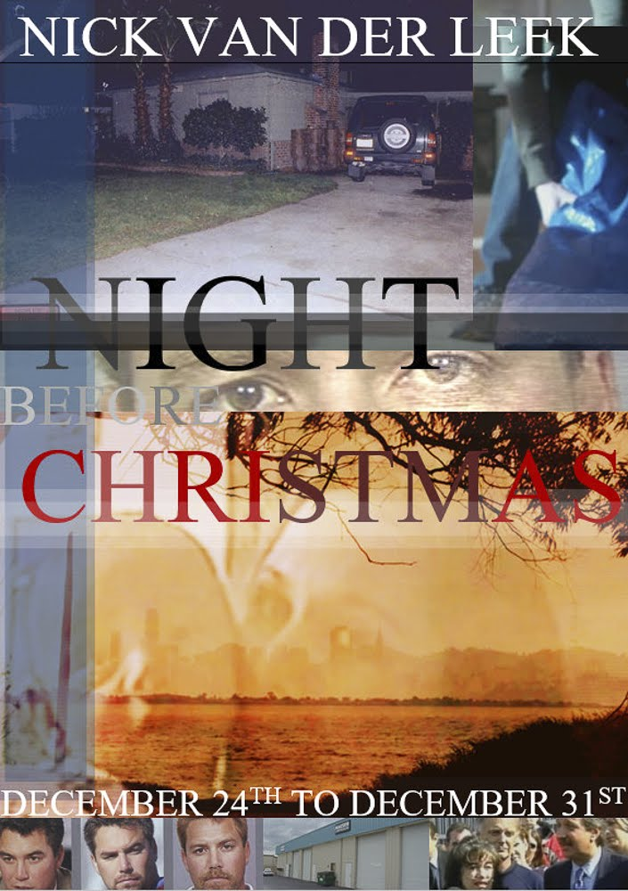 Night Before Christmas, book 2 in the series dealing with Laci Peterson's murder