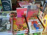 Exposición libros varios