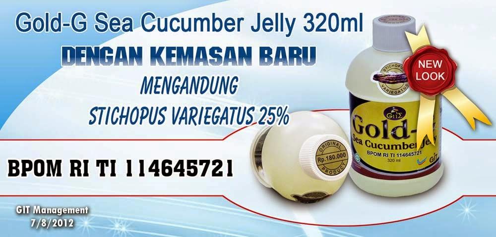 Jelly Gamat Gold G Harga Lebih Terjangkau Bagus Untuk Jantung